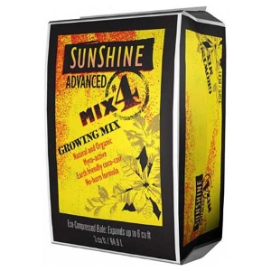 Sunshine Advanced Mix #4