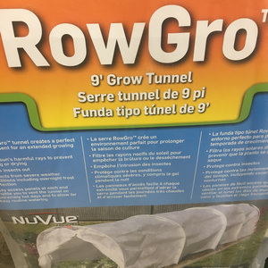 RowGro 9' Grow Tunnel