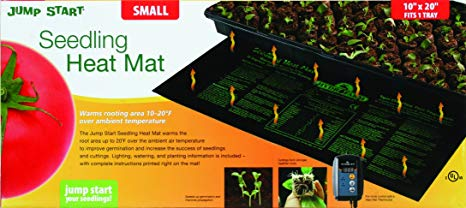 Jump Start seedling heat mats