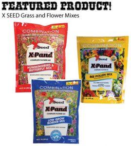 X-Seed seed mixes
