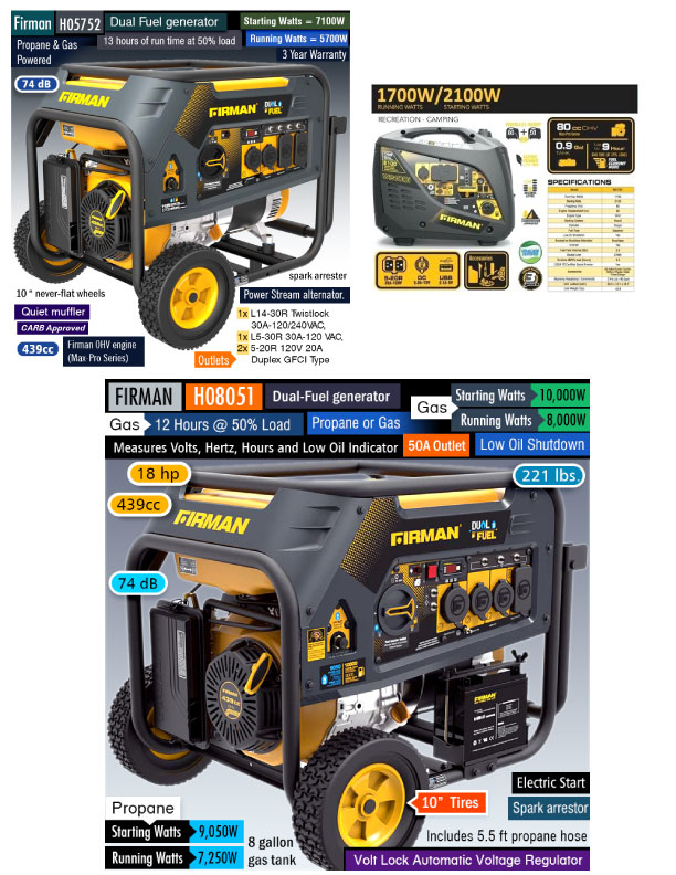 Buy Generators